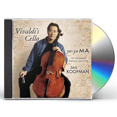 Yo-Yo Ma VIVALDI'S CELLO CD