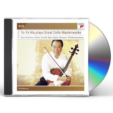 YO-YO MA PLAYS CONCERTOS SONATAS & SUITES CD