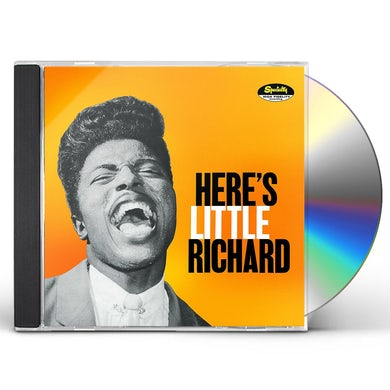 Here's Little Richard (2 CD)(Deluxe Edition) CD