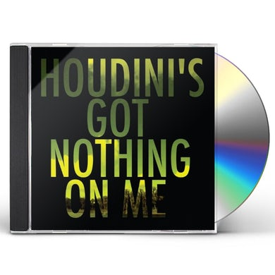 Thezspeaker HOUDINIS GOT NOTHING ON ME CD