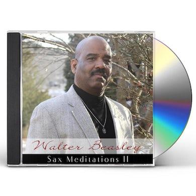 Walter Beasley SAX MEDITATIONS II CD
