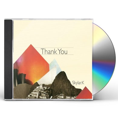 Skylar Kergil THANK YOU. CD