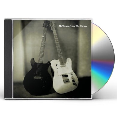 MO SONGS FROM THE GARAGE CD