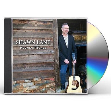 Shawn Lane MOUNTAIN SONGS CD