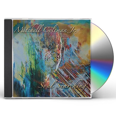 Mitchell Coleman Jr SOUL SEARCHING CD