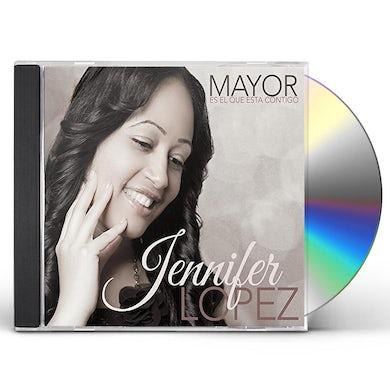 Jennifer Lopez MAYOR ES EL QUE ESTA CONTIGO CD