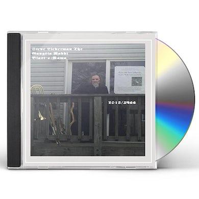 Steve Lieberman the Gangsta Rabbi BLAST-O-RAMA CD