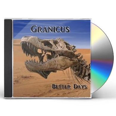 Granicus BETTER DAYS CD