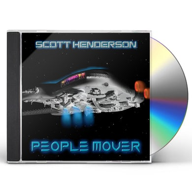 Scott Henderson People Mover CD