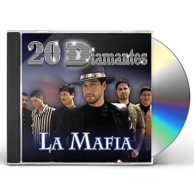 Mafia 20 DIAMANTES CD