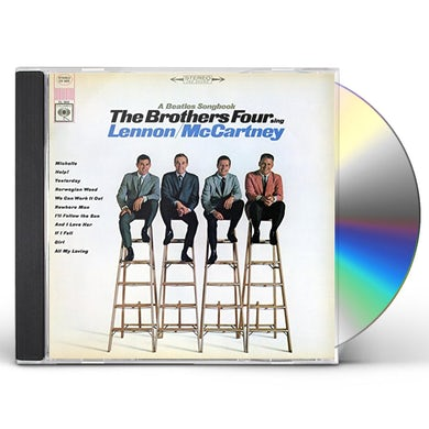 BEATLES SONGBOOK: THE BROTHERS FOUR SING LENNON-MC CD