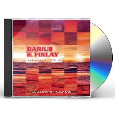 Darius & Finlay VOL. 3-DO IT ALL NIGHT CD