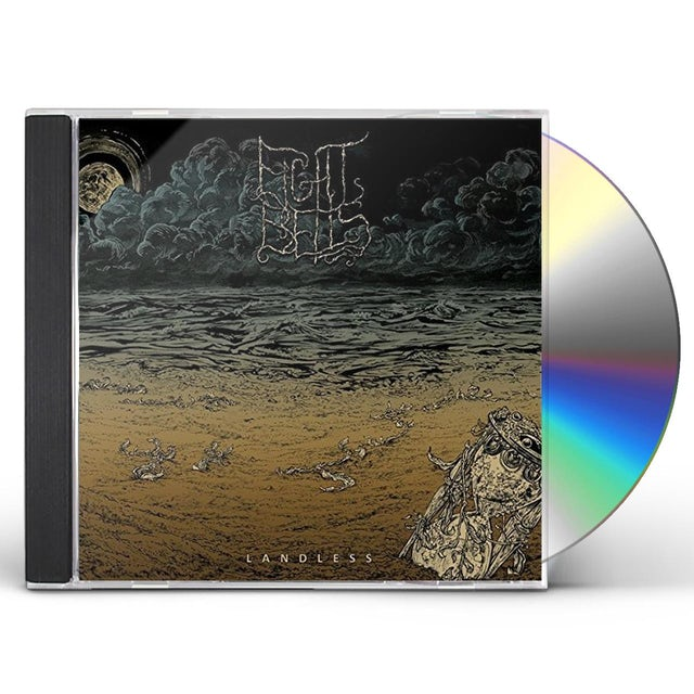 Eight Bells LANDLESS CD