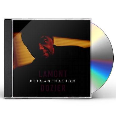 Lamont Dozier REIMAGINATION CD