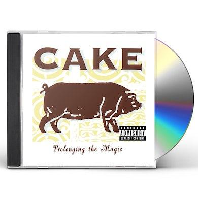 Cake PROLONGING THE MAGIC CD