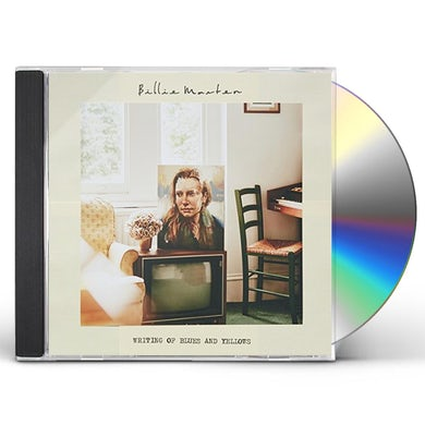 Billie Marten WRITING OF BLUES & YELLOWS: DELUXE CD