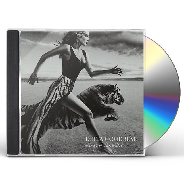 Delta Goodrem WINGS OF THE WILD CD