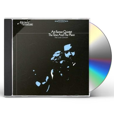 Art Farmer TIME & THE PLACE CD