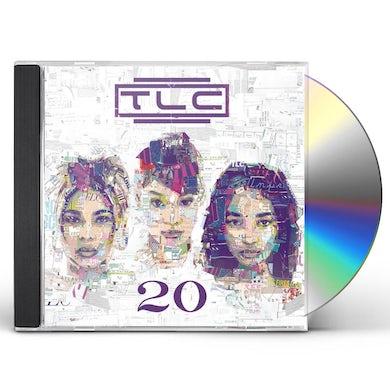 TLC 20 CD