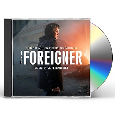 Cliff Martinez FOREIGNER / Original Soundtrack CD