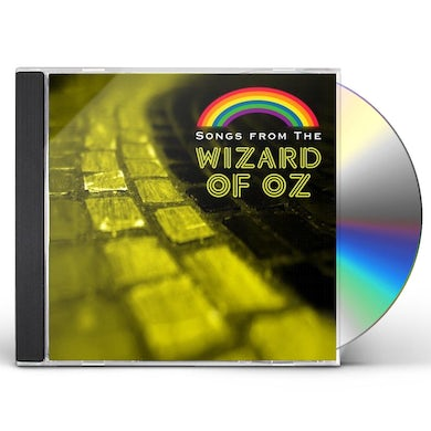 Emeralds SONGS FROM THE WIZARD OF OZ CD