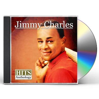 Jimmy Charles HITS ANTHOLOGY CD