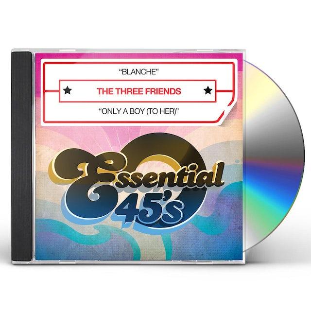 Three Friends BLANCHE CD