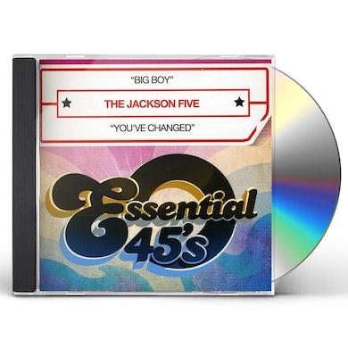 Jackson Five BIG BOY CD