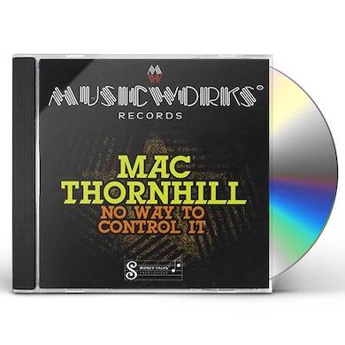 NO WAY TO CONTROL IT CD