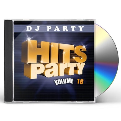 DJ Party HITS PARTY 16 CD
