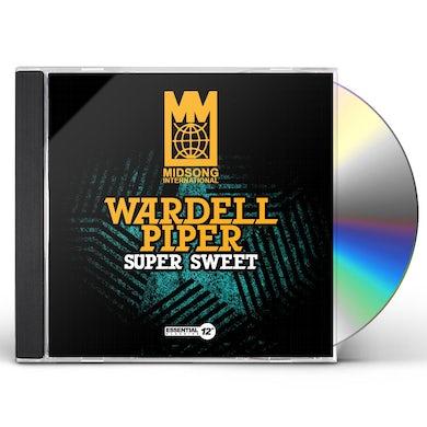 Wardell Piper SUPER SWEET CD