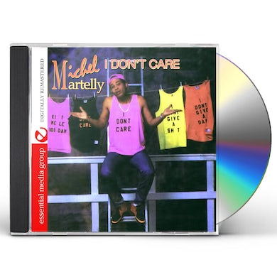 Michel Martelly I DON'T CARE CD