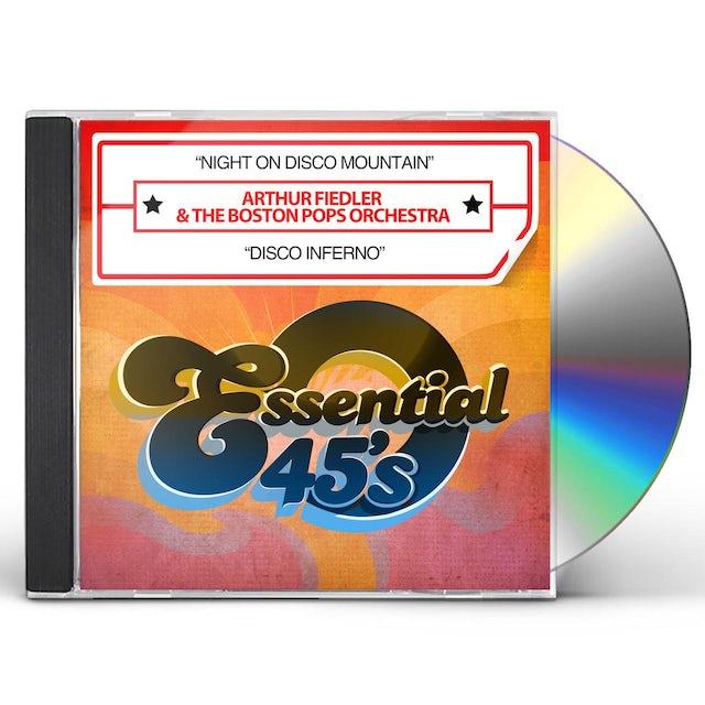 Arthur Fiedler NIGHT ON DISCO MOUNTAIN / DISCO INFERNO CD