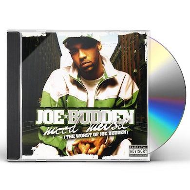 NEED MUSIC-WORST OF JOE BUDDEN CD