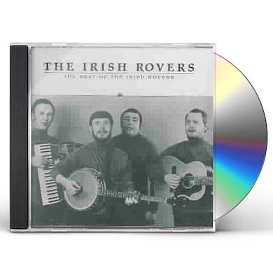 BEST OF IRISH ROVERS CD