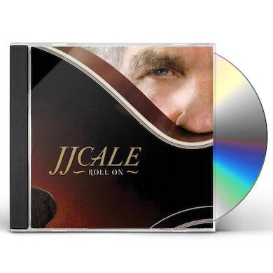 J.J. Cale ROLL ON CD