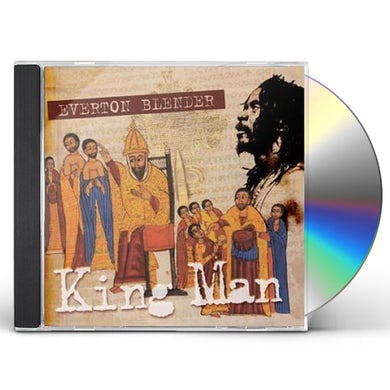 Everton Blender KING MAN CD