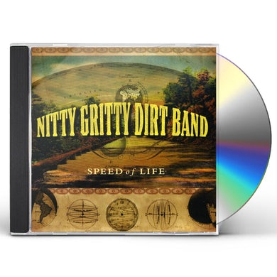 Nitty Gritty Dirt Band SPEED OF LIFE CD