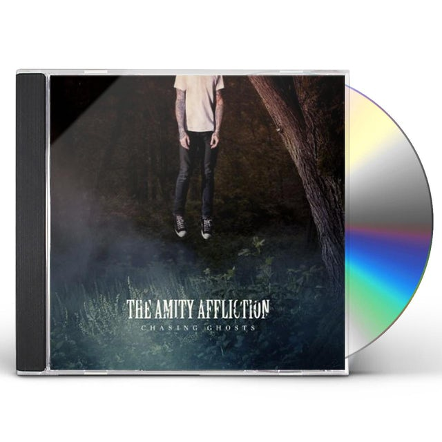 The Amity Affliction CHASING GHOSTS CD