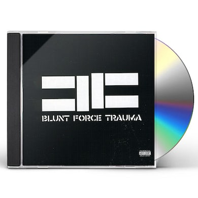 Cavalera Conspiracy BLUNT FORCE TRAUMA CD
