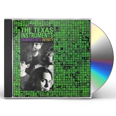 Texas Instruments CRAMMED INTO INFINITY CD