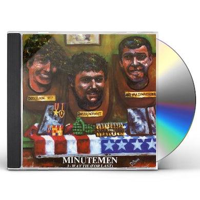 Minutemen 3 WAY TIE FOR LAST CD