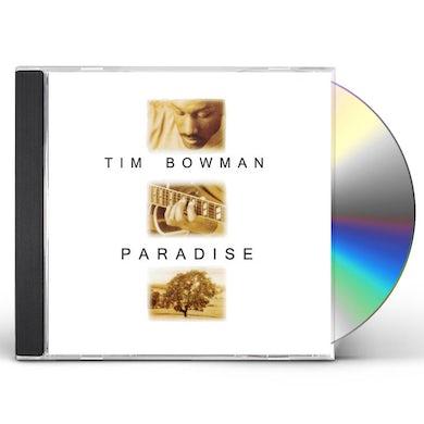 Tim Bowman PARADISE CD