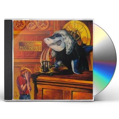 MOD GROSS MISCONDUCT CD