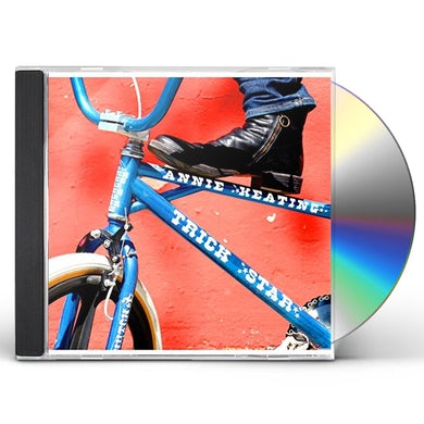 Annie Keating TRICK STAR CD