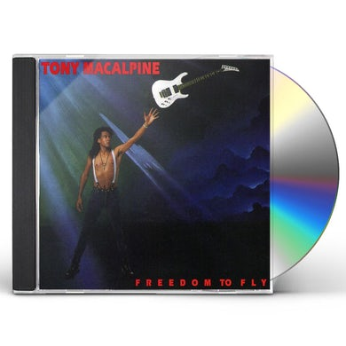 Tony MacAlpine FREEDOM TO FLY CD