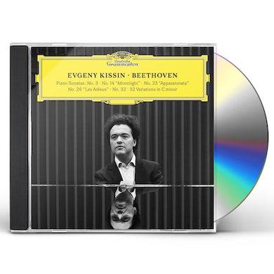 Evgeny Kissin Beethoven (Piano Sonatas No. 3; 14; 23; 26; 32) (2 CD) CD