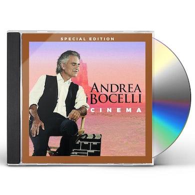 Andrea Bocelli CINEMA SPECIAL EDITION CD
