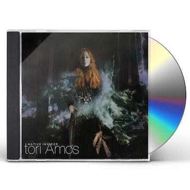 Tori Amos NATIVE INVADER CD