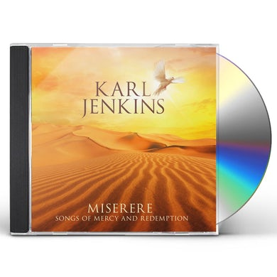 Miserere: Songs of Mercy and Redemption CD